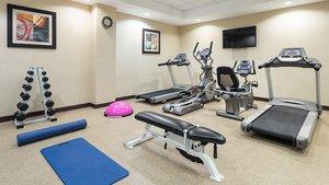 Fitness/ Exercise Room - Holiday Inn Lower East Side New York