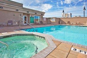 Pool - Holiday Inn Express Historic District Savannah