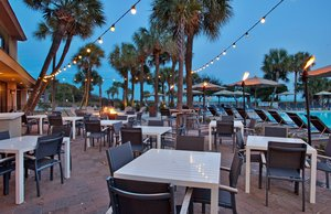Restaurant Beach House Hotel Hilton Head Island