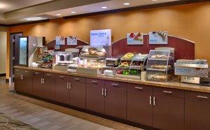 Restaurant - Holiday Inn Express Hotel & Suites Overland Park