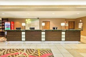 Lobby - Holiday Inn Airport San Jose