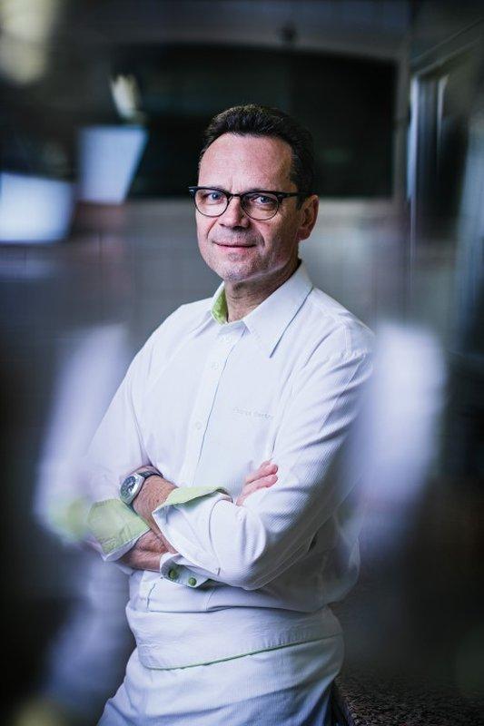 Chef Patrick Bertron