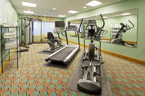 Fitness/ Exercise Room - Holiday Inn Express Hotel & Suites Grant Tucson
