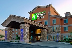 Exterior view - Holiday Inn Express Hotel & Suites Grant Tucson