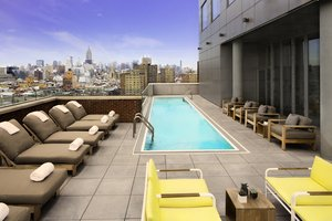 Pool - Hotel Indigo New York