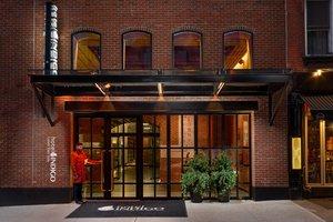 Exterior view - Hotel Indigo New York