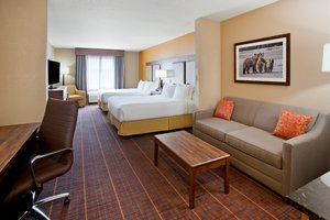 Room - Holiday Inn Express Hotel & Suites Baxter