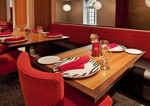 Restaurant - Holiday Inn Downtown Aladdin Kansas City