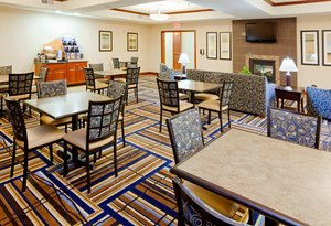 Restaurant - Holiday Inn Express Hotel & Suites Mt Airy