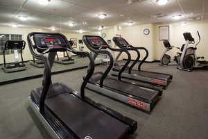 Fitness/ Exercise Room - Staybridge Suites Airport Denver