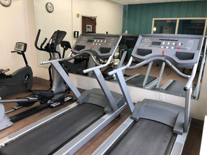 Fitness/ Exercise Room - Holiday Inn Express Convention Center Minneapolis