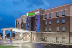Exterior view - Holiday Inn Express Hotel & Suites Quad City Moline