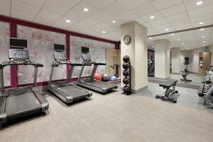 Fitness/ Exercise Room - Crowne Plaza Hotel Arlington