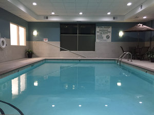 Pool - Holiday Inn Express Convention Center Minneapolis