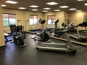 Fitness/ Exercise Room - Holiday Inn Express Hotel & Suites Barstow