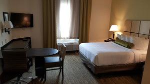 Room - Candlewood Suites Lake Charles
