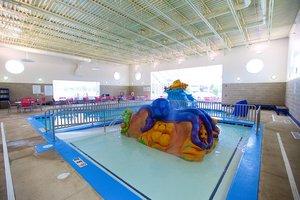 Pool - Holiday Inn Express Southwest Fargo