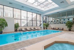 Pool - Langham Hotel Boston