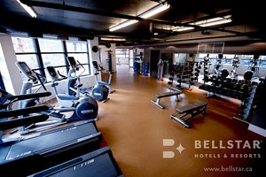 Fitness/ Exercise Room - Solara Resort & Spa Canmore