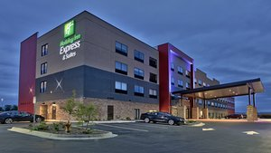 Exterior view - Holiday Inn Express Hotel & Suites Broomfield