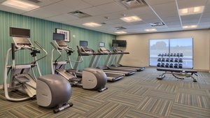 Fitness/ Exercise Room - Holiday Inn Express Hotel & Suites Broomfield