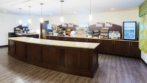 Restaurant - Holiday Inn Express Hotel & Suites Wyomissing