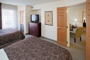 Room - Staybridge Suites City Center Indianapolis