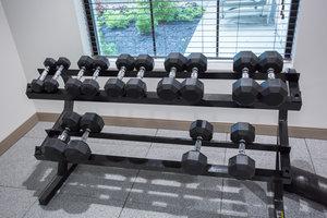 Fitness/ Exercise Room - Staybridge Suites Miamisburg