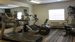 Fitness/ Exercise Room - Candlewood Suites Tulsa