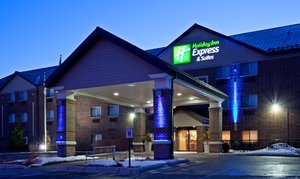 Exterior view - Holiday Inn Express Hotel & Suites Woodbury