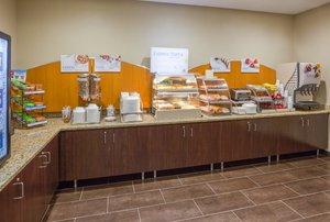 Restaurant - Holiday Inn Express Hotel & Suites Woodbury