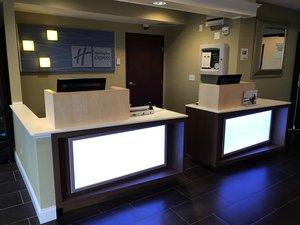 Lobby - Holiday Inn Express Hotel & Suites Woodbury