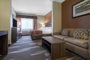 Suite - Holiday Inn Express Hotel & Suites Woodbury