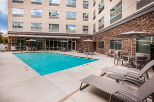 Pool - Holiday Inn Express Hotel & Suites Woodstock