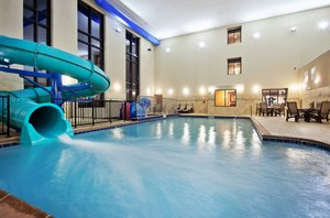 Pool - Holiday Inn Express Hotel & Suites Airport Great Falls