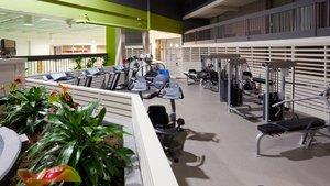 Fitness/ Exercise Room - Holiday Inn Burlington