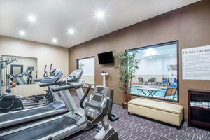 Fitness/ Exercise Room - Holiday Inn Express Hotel & Suites West Airport Albany
