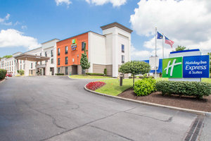 Exterior view - Holiday Inn Express Hotel & Suites West Airport Albany