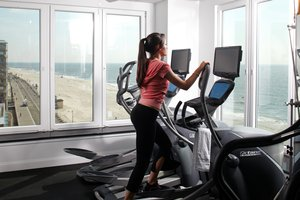 Fitness/ Exercise Room - Allegria Hotel Long Beach