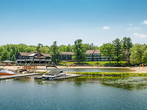 Exterior view - Split Rock Resort Lake Harmony