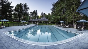 Pool - Lodge at Glendorn Bradford