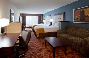 Suite - Holiday Inn Express Hotel & Suites North Helena