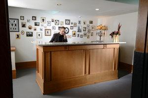 Lobby - Crawford Hotel Denver