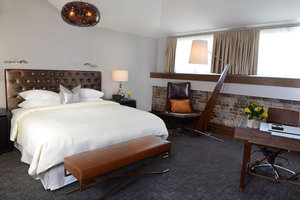 Room - Crawford Hotel Denver