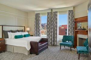 Suite - Oxford Hotel Denver
