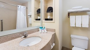 - Holiday Inn Express Hotel & Suites Midland