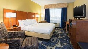 Room - Holiday Inn Express Hotel & Suites Midland