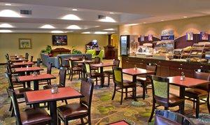 Restaurant - Holiday Inn Express Hotel & Suites East Jacksonville