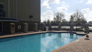 Pool - Holiday Inn Express Hotel & Suites East Jacksonville