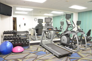 Fitness/ Exercise Room - Holiday Inn Express Waterloo